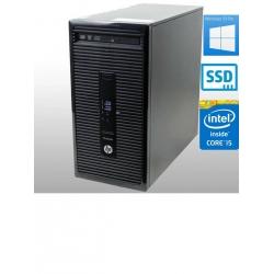 Zo Goed Als nieuw HP Prodesk 400 G2/i5