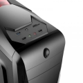 ATX Gaming Behuizing - Alien, transparant zijpaneel, USB 3.0 [GAB02-BK]