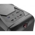 ATX Gaming Behuizing - Diamond, transparant zijpaneel, USB 3.0 [GAB03-BK]