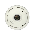 JAS130-F02 Support ONVIF Protocol Night Vision H.264 960P Mini Fisheye Smart Camera