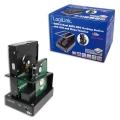 Logilink Dual SATA Quickport USB 3.0 (OTB&Clone) [QP0010]