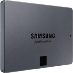 Samsung 860 QVO, 4 TB SSD (Grijs, SATA III, 3D QLC, MZ-76Q4T0BW)