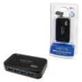Logilink 4-poorts USB 3.0 Hub met A/C adapter