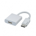 DisplayPort Male to HDMI Female Adapter Cable