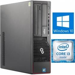 Fujitsu Esprimo E700 85+ Core i3-2120 4GB/128GB SSD
