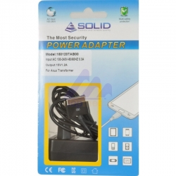 """""""Solid"""" Brand new Charger adapter for ASUS Transformer Pad TF300 TF201"""