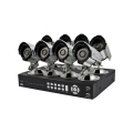 SUMVISION D7818 8 CHANNEL H.264 DVR CCTV CAMERA SYSTEM