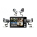 "SUMVISION HAWKEYE 4CH H.264 DVR BUILT-IN 7"" LCD WITH 4 CAMERA"